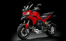 Ducati ăn nên làm ra tại Anh nhờ Panigale, Monster và Multistrada