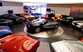 Những gara xe hơi đắt giá nhất trên thế giới