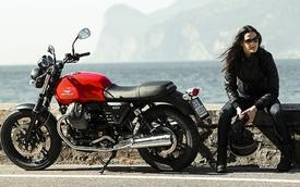 Moto Guzzi V7 2014: Nhiều lựa chọn hơn với 3 biến thể mới