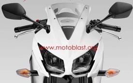 Honda CBR150R phiên bản mới với đèn pha đôi và kiểu dáng phân khối lớn