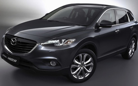 Mazda CX-9 mới dùng động cơ V6 của Ford