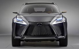 Lexus giữ vững đà tăng trưởng trong ba tháng đầu năm