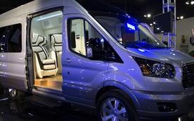 Ford ra mắt xế sang Transit Skyliner tại New York