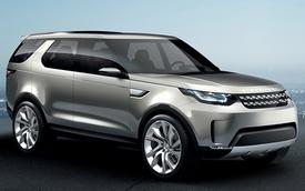 Crossover mới của Land Rover có tên Discovery Sport