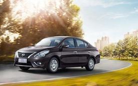 Phiên bản nâng cấp Nissan Versa có diện mạo giống Sunny