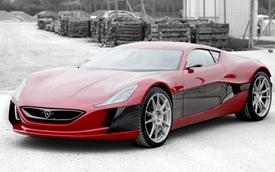 Siêu xe 1.088 mã lực của Croatia sắp đi vào sản xuất