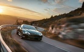 Aston Martin V8 Vantage GT: Rẻ hơn nhưng mạnh mẽ hơn
