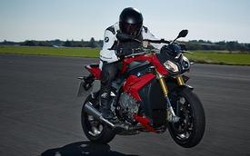 """""""Naked bike""""  BMW S1000R có giá chát 39.000 USD"""