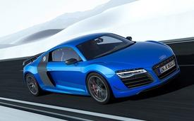 Audi R8 LMX - Siêu xe đầu tiên trang bị đèn pha laser