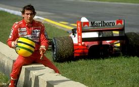 Ayrton Senna - Một tay đua tài năng, một nhân cách lớn