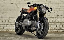 "BMW K100RS ""The Hornet"" - Café Racer lai Streetfighter"