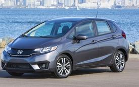 Honda Fit 2015 chậm ra mắt vì lỗi sản xuất