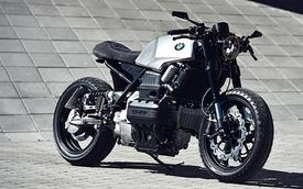 """BMW K75 hồi sinh sau 10 năm """"đắp chiếu"""""""