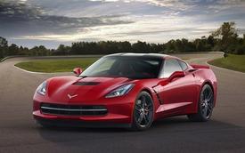 Corvette Stingray trang bị số sàn tiết kiệm nhiên liệu hơn số tự động