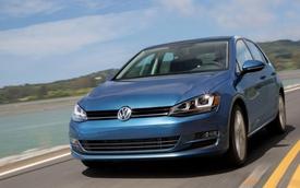 Volkswagen Golf có giá thấp nhất là 17.995 USD