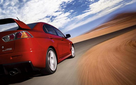 """Mitsubishi giới thiệu """"Evo"""" vào tháng 7 này"""