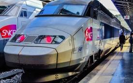 Hệ thống tàu trị giá 20 tỉ USD của Pháp không thể vào ga