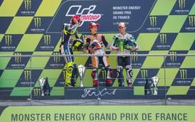 Chặng 5 Moto GP: Marquez lập kỷ lục mới trong GP