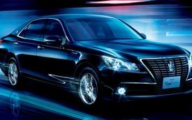 Toyota Crown - Sedan hạng sang an toàn nhất của Nhật Bản