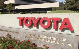 Toyota thu về 18 tỉ USD trong năm tài khóa 2013
