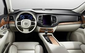 Chi tiết nội thất sang trọng của SUV Volvo XC90