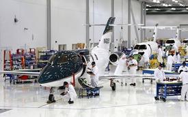 """Honda """"lấn sân"""" hàng không với mẫu máy bay phản lực mới"""