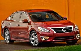 Nissan Altima 2015 rẻ và tiết kiệm nhiên liệu hơn