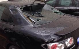 Hàng nghìn xe hơi hư hỏng vì mưa đá