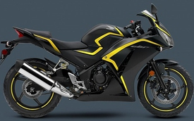 Honda CBR300R ở Mỹ rẻ hơn Úc