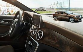 Xe mô hình Mercedes-Benz GLA-Class giá dưới 2 triệu đồng