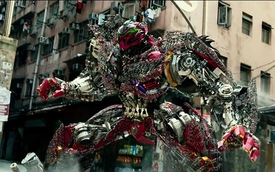 """Những thước phim mới nhất về dàn siêu xe trong """"Transformers 4"""""""