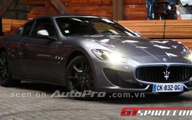Maserati sắp có siêu xe mới