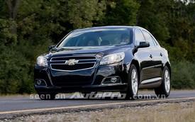 """""""Bắt chước"""" Honda, Chevrolet gấp rút nâng cấp xe"""