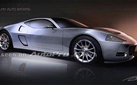 Siêu xe trên 1.000 mã lực mang cảm hứng Ford GT