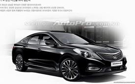 Hyundai Azera: Mới ra mắt đã được nâng cấp