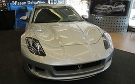 "Fisker Karma mang ""trái tim"" của Chevrolet Corvette ZR1"