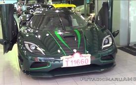 Lần đầu diện kiến xế độc Koenigsegg Agera S tại Hồng Kông