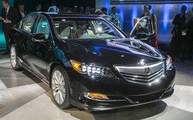 Xe sang Acura RLX 2014 có giá 48.500 đô la Mỹ