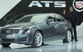 Cadillac ATS - Xe con của Bắc Mỹ năm 2013