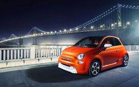 Fiat 500e: Ngốn ít nhiên liệu như Honda Dream