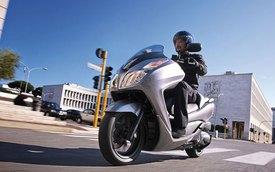 Honda Forza 300 cập bến Đông Nam Á