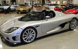 """Koenigsegg CCX: 4 """"tuổi"""", giá hơn nửa triệu đô"""