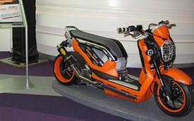 1.001 kiểu độ Honda Zoomer-X 2013