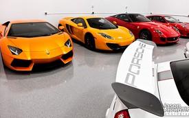 Bộ sưu tập xe cá nhân trị giá 3 triệu đô la Mỹ