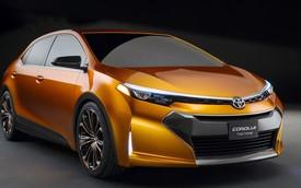 Toyota Furia - Hiện thân của Corolla thế hệ mới