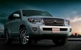 Đèn pha mới cho Toyota Land Cruiser nâng cấp