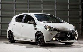 Một Toyota Prius C thể thao hơn