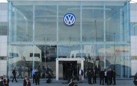 Nhà máy động cơ mới - Bước tiến lớn của Volkswagen