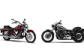 Yamaha Drag Star 2014 có hai màu mới