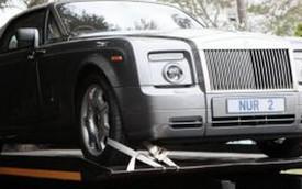 Cựu cảnh sát bị tịch thu 25 xe đắt tiền